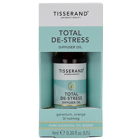 Tisserand Total De-Stress Diffuser Oil