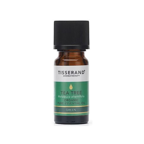 Tisserand Tea Tree Organic Essential Oil 9ml