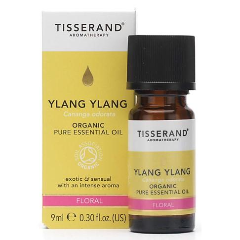 Tisserand Ylang-Ylang Organic Essential Oil (9ml)