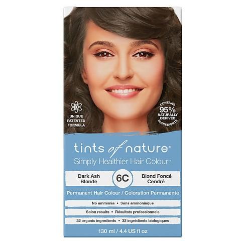 Tints of Nature - 6C Dark Ash Blonde