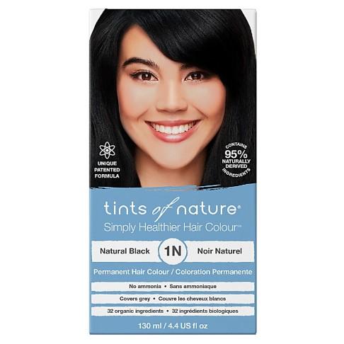 Tints of Nature - 1N Natural Black