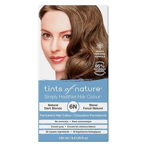 Tints of Nature - 6N Natural Dark Blonde