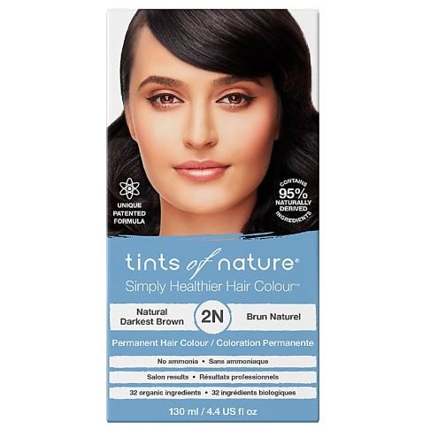 Tints of Nature - 2N Natural Darkest Brown
