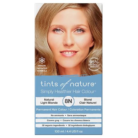 Tints of Nature - 8N Natural Light Blonde