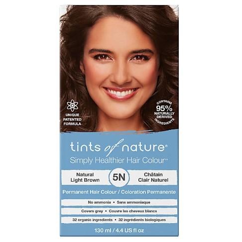 Tints of Nature - 5N Natural Light Brown