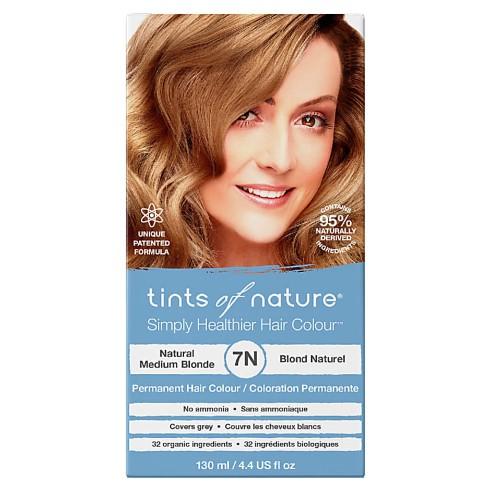 Tints of Nature - 7N Natural Medium Blonde