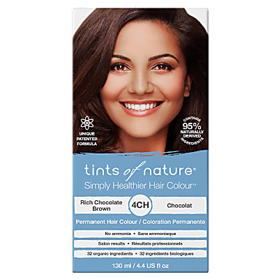 Tints of Nature - 4CH Rich Chocolate Brown