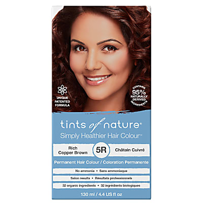 Tints of Nature - 5R Rich Copper Brown