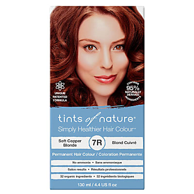 Tints of Nature - 7R Soft Copper Blonde
