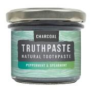 Truthpaste Charcoal: Peppermint & Spearmint