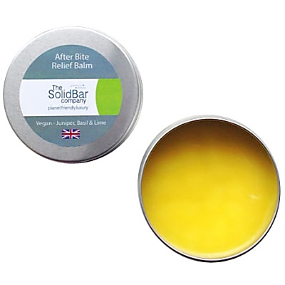 The Solid Bar Company - After Bite Relief Balm 56g