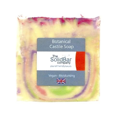 The Solid Bar Company Botanical Castile Soap 95g