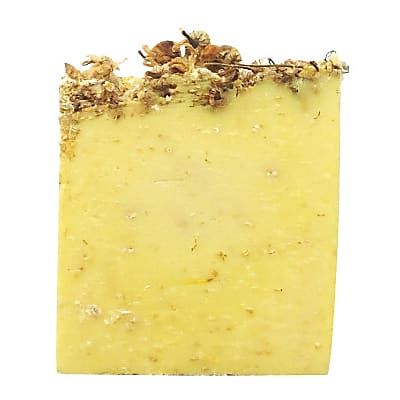 The Solid Bar Company Chamomile Flower & Oatmeal Soap 95g