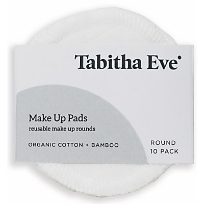 Tabitha Eve Reusable Make Up Rounds (10 Pack)