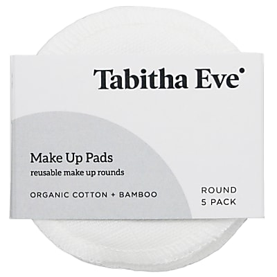 Tabitha Eve Reusable Make Up Rounds (5 Pack)