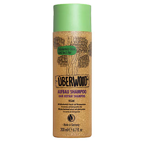 Überwood Shampoo for damaged Hair