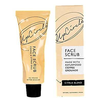 UpCircle Coffee Face Scrub - Citrus Blend