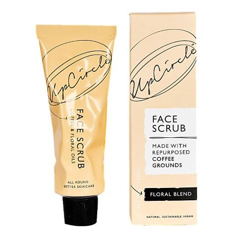 UpCircle Coffee Face Scrub - Floral Blend