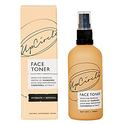 UpCircle Face Toner with Mandarin and Chamomile