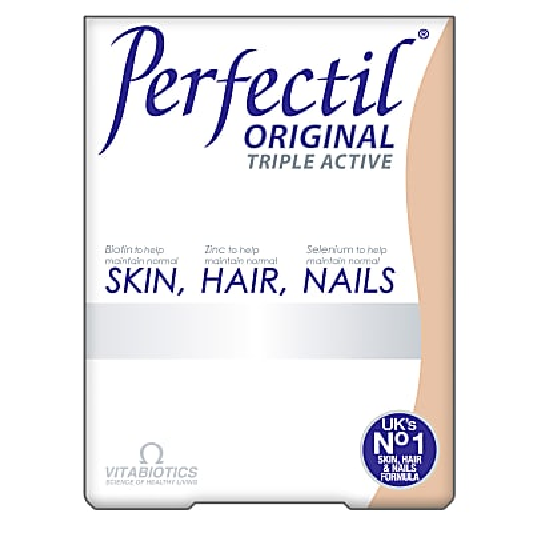 Vitabiotics Perfectil Original for Hair, Skin and Nails - 30 tablets
