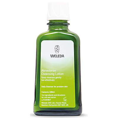 Weleda Aknedoron Cleansing Lotion for Problem Skin