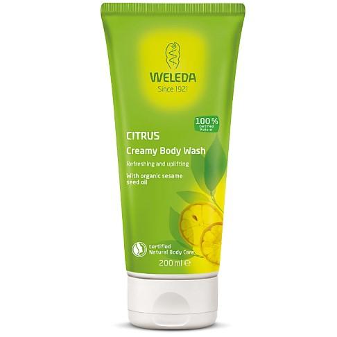 Weleda Creamy Citrus Body Wash