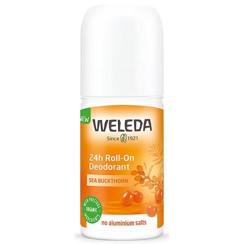Weleda Sea Buckthorn 24h Roll-On Deodorant