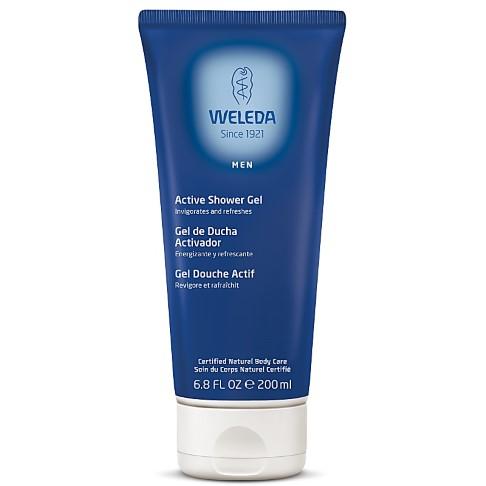 Weleda Men's Active Shower Gel