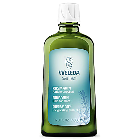 Weleda Rosemary Invigorating Bath Milk