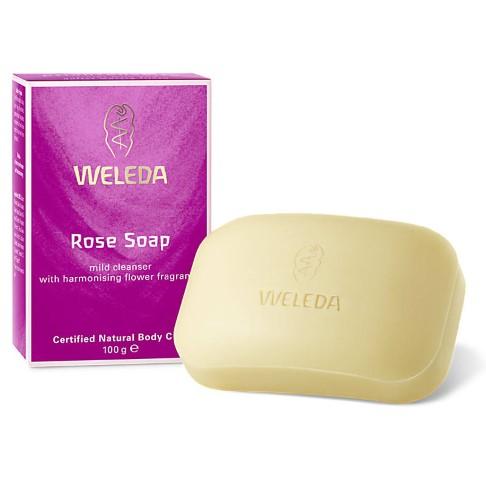 Weleda Natural Wild Rose Soap