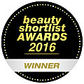 WINNER Beauty Shortlist Awards 2016