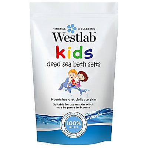 Westlab Kids Dead Sea Salt - 500g