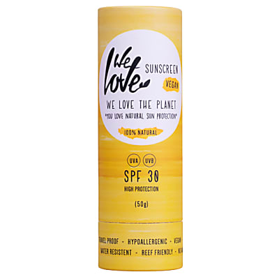 We Love The Planet Natural Sunscreen Stick SPF30