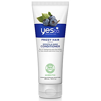 Yes to Blueberries Smooth and Shine Conditioner for frizzy hair - 280ml