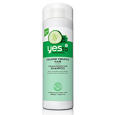 Yes To Cucumbers Colour Hair Shampoo