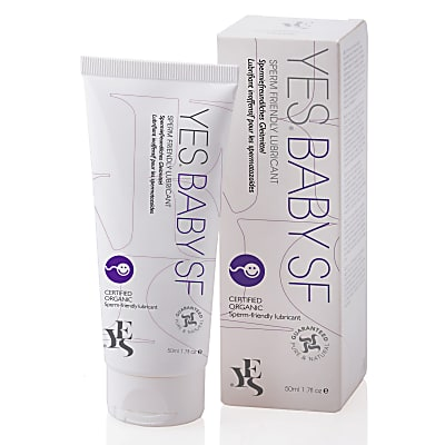 YES BABY - Sperm-Friendly Lubricant 50ml