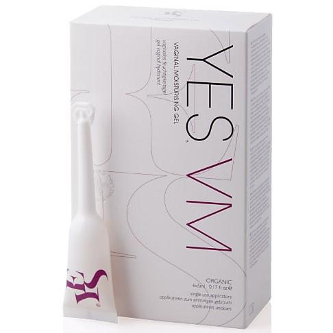 Yes VM Natural Vaginal Moisturiser x 6 Applicators