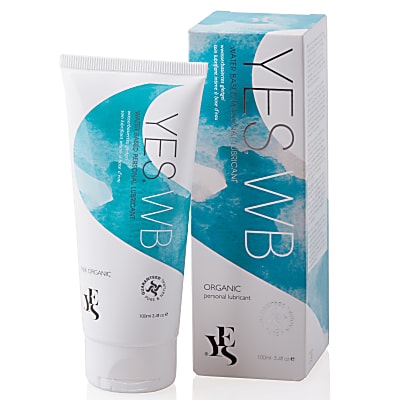 Yes - Water Based Natural Personal Lubricant 150ml