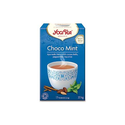 Yogi Tea Choco Mint Organic Tea (17 Bags)