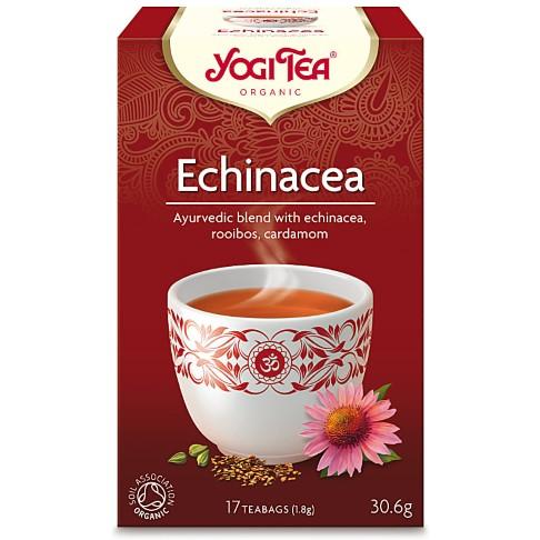 Yogi Tea Echinacea Tea (17 Bags)