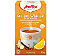 Yogi Tea Ginger Orange & Vanilla Tea (17 Bags)