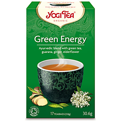 Yogi Tea Green Energy Tea (17 Bags)