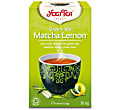 Yogi Tea Green Tea Matcha Lemon Tea (17 Bags)