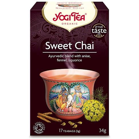 Yogi Tea Sweet Chai Tea (17 Bags)