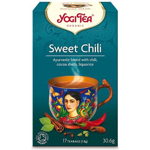 Yogi Tea Sweet Chilli Tea (17 Bags)