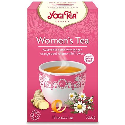 Yogi Tea Women's Energy Tea (17 Bags)