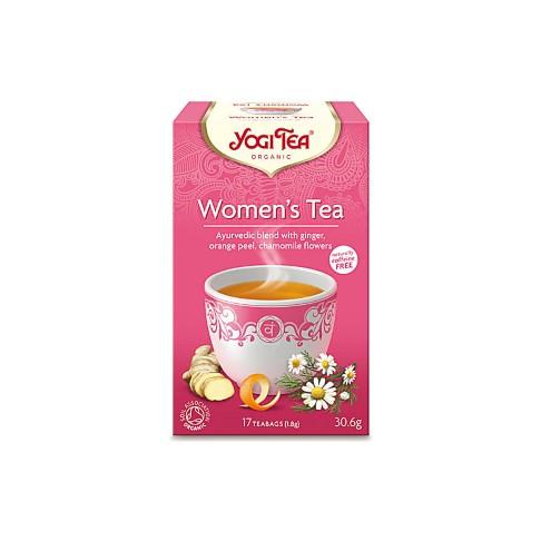 Yogi Tea Women's Tea (17 Bags)