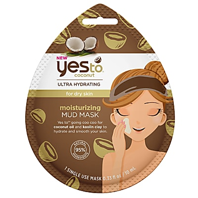 Yes to Coconuts Moisturising Mud Mask