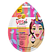Yes to Grapefruit Vitamin C Glow-Boosting Unicorn Peel-Off Mask - single use