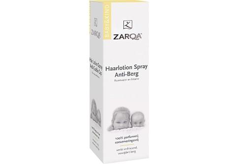 Zarqa Baby & Kind Hair Lotion Spray Anti Cradle Cap